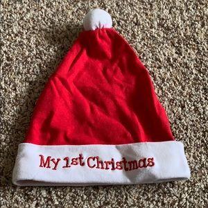 Other - 🎄1st Christmas Santa hat